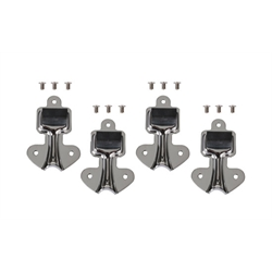 Hood Latch Assemblies